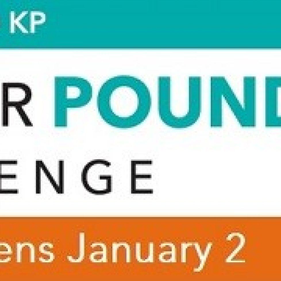 GO KP Pound For Pound Challenge