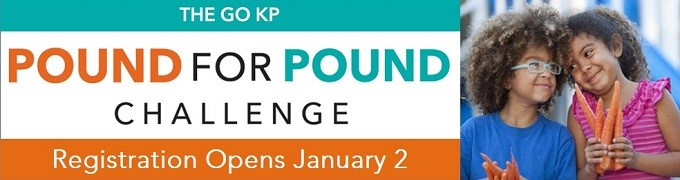 GO KP Pound For Pound Challenge