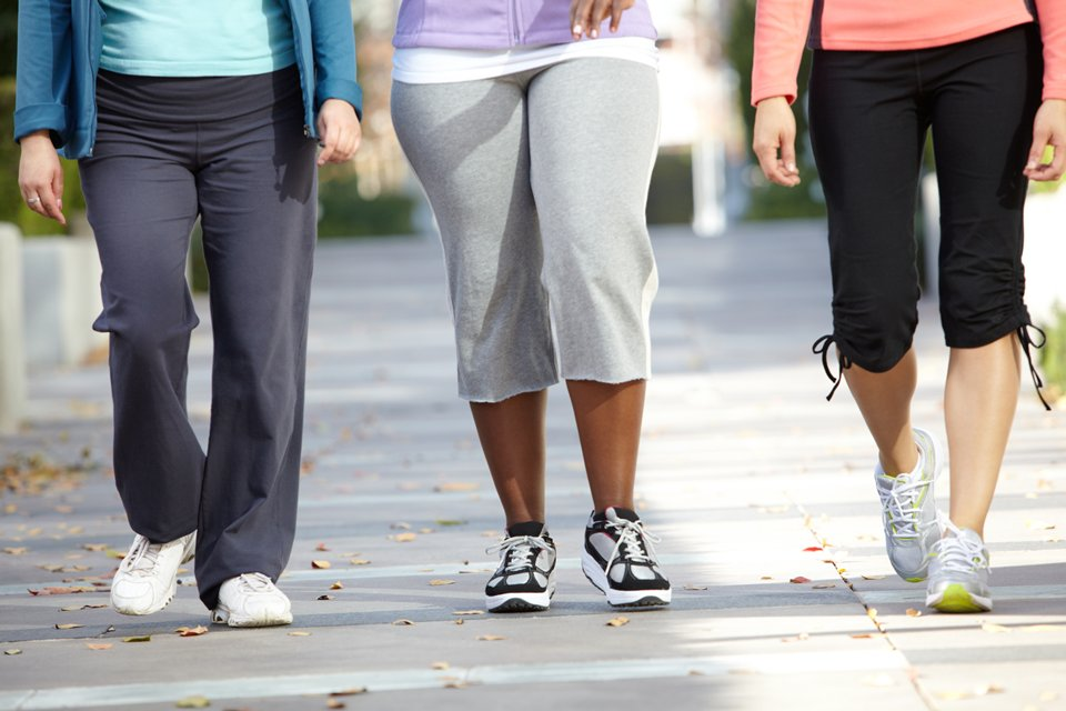 Everybody Thrive – Walk/Run Club
