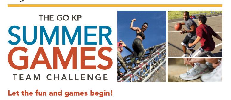 Summer Games Challenge